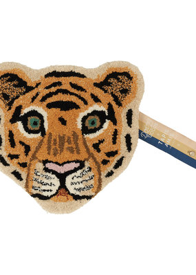 Doing Goods Tiger Head Rug