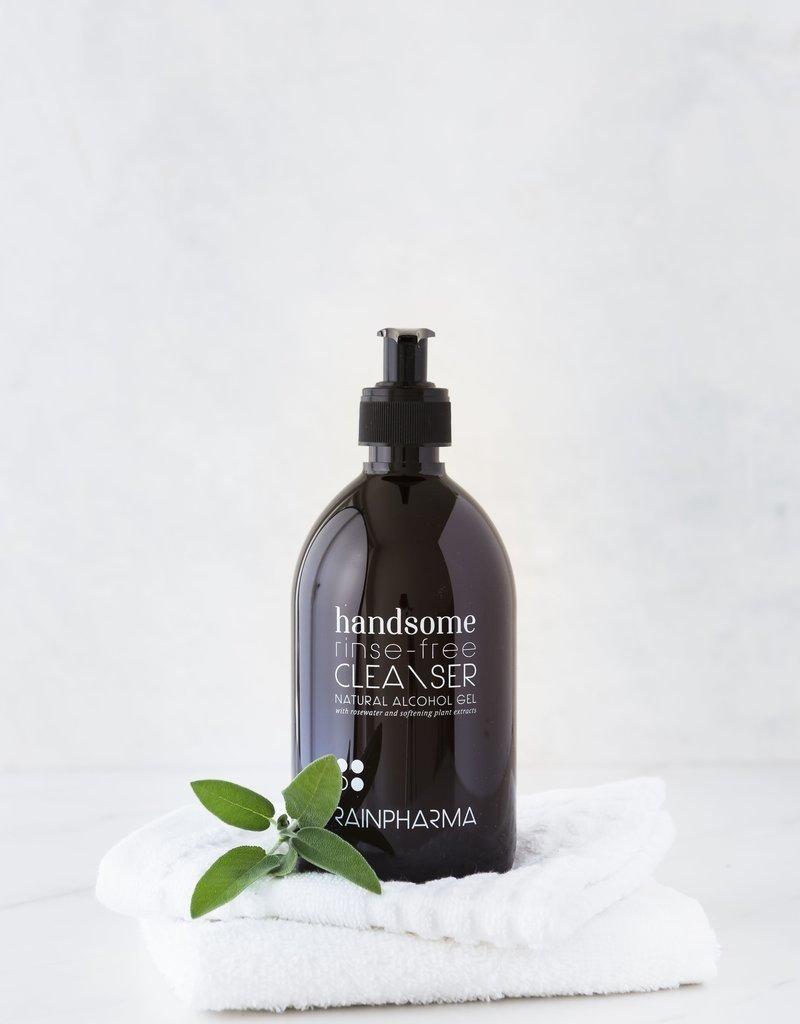 RainPharma Handsome Rinse-Free Cleanser 500ML