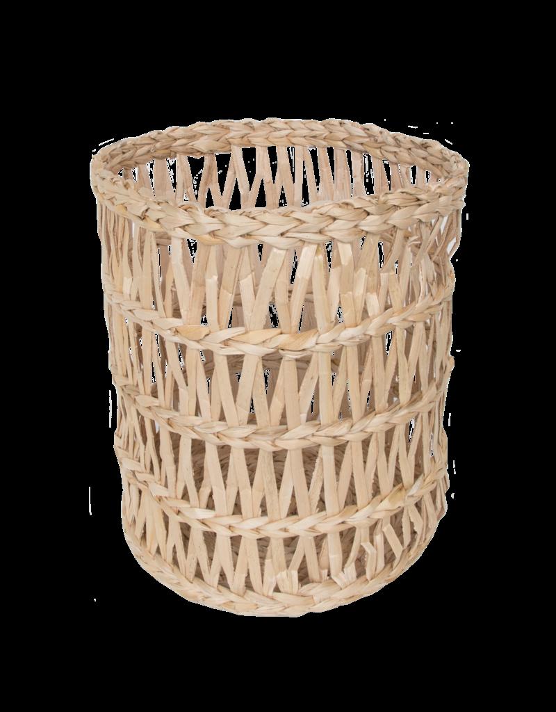 Urban Nature Culture Basket Banana Leafs (L)