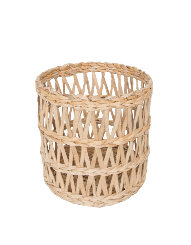 Urban Nature Culture Basket Banana Leafs (M)