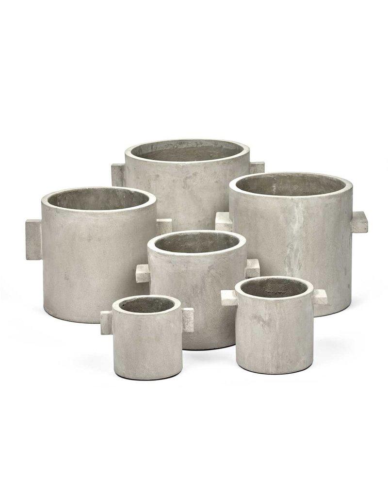 SERAX Flower Pot Concrete Rond (M)