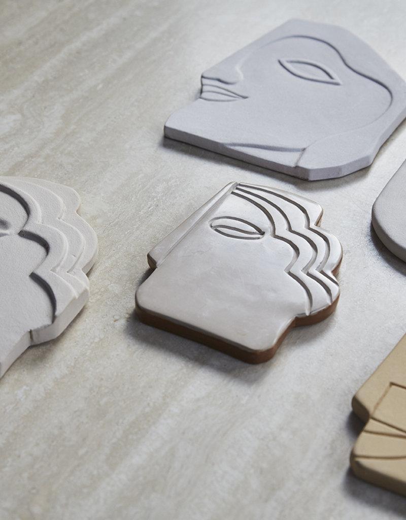HKLiving Mask Wall Ornament