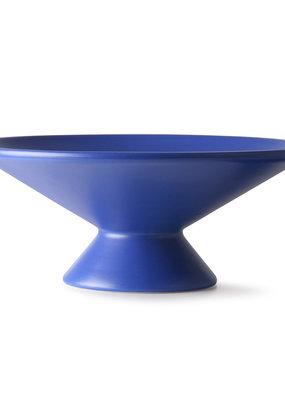 HKLiving Fruit Bowl Cobalt Blue