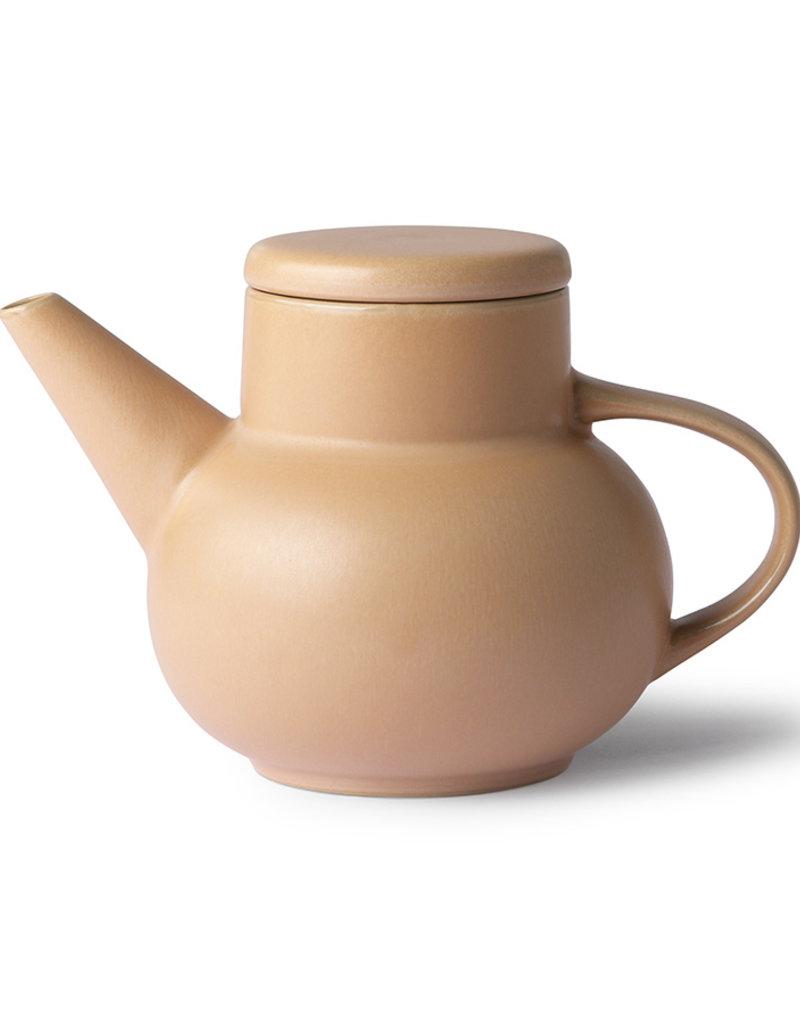HKLiving Ceramic Bubble Tea Pot