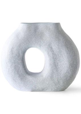 HKLiving Organic Circle Vase