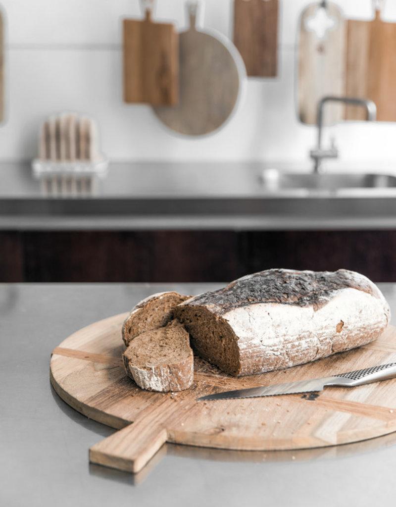 HKLiving Bread Board Teak (M)