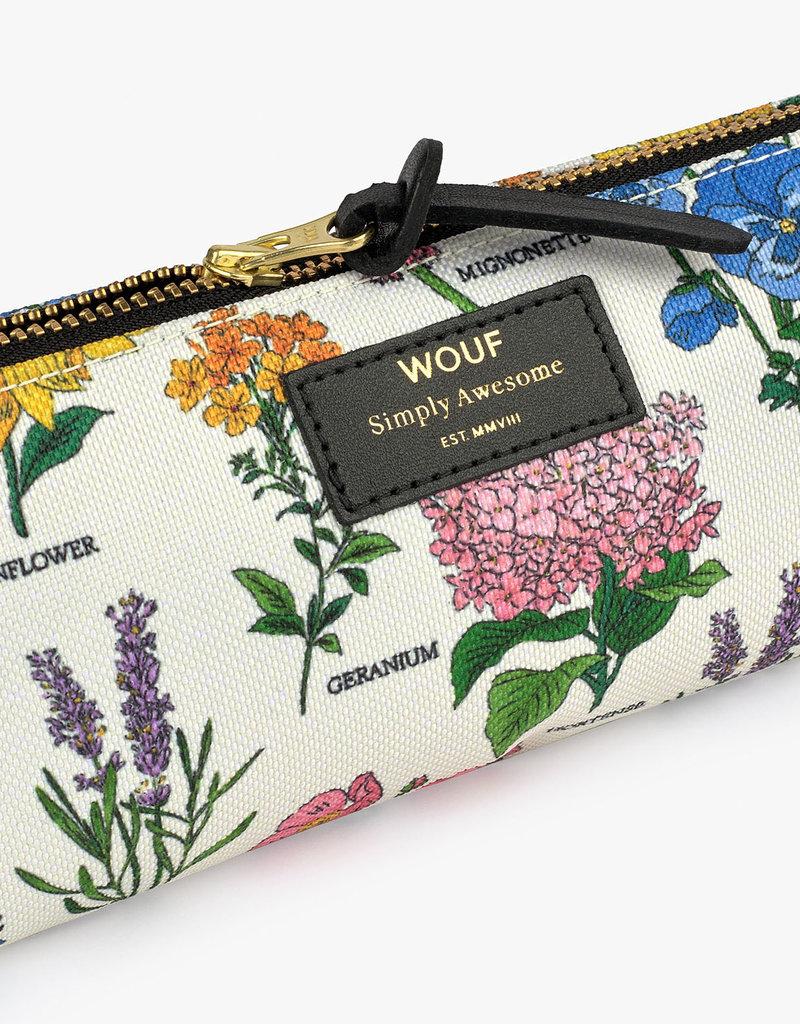 WOUF Pencil Case Botanic