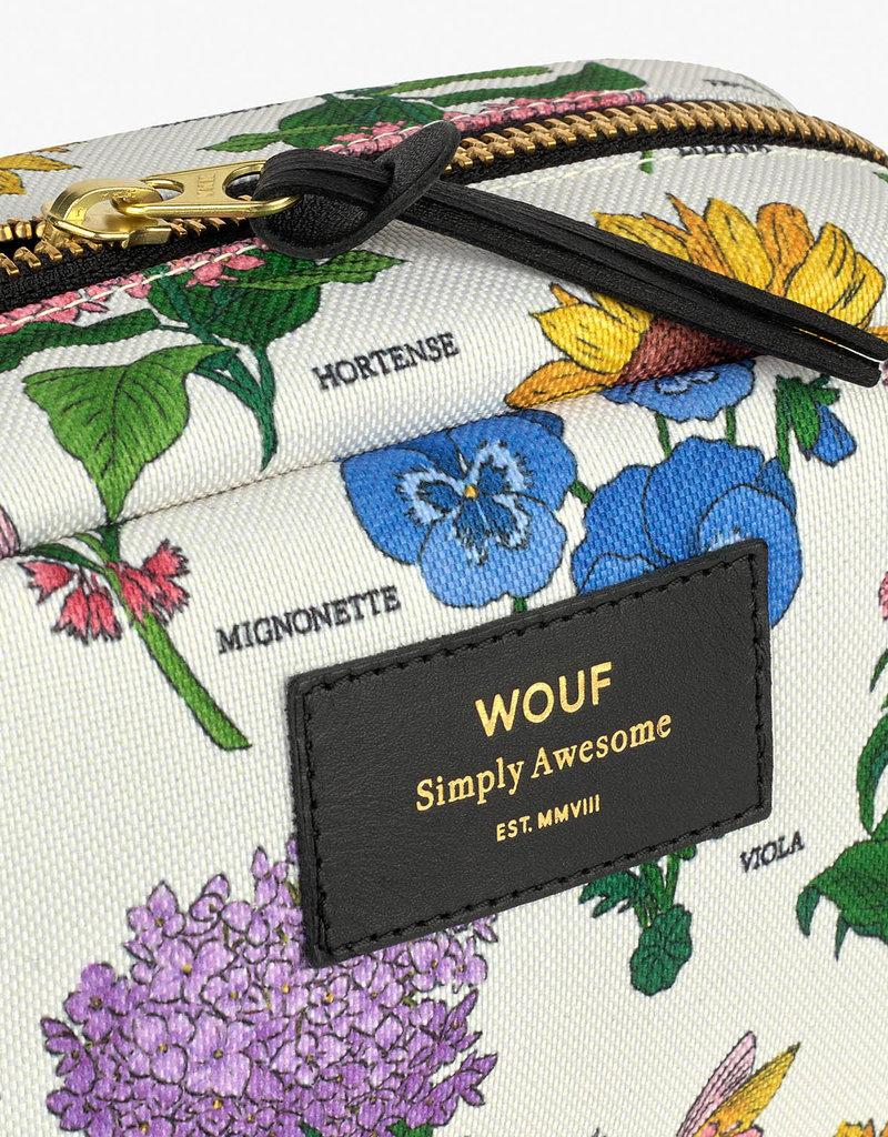 WOUF Make Up Bag Botanic