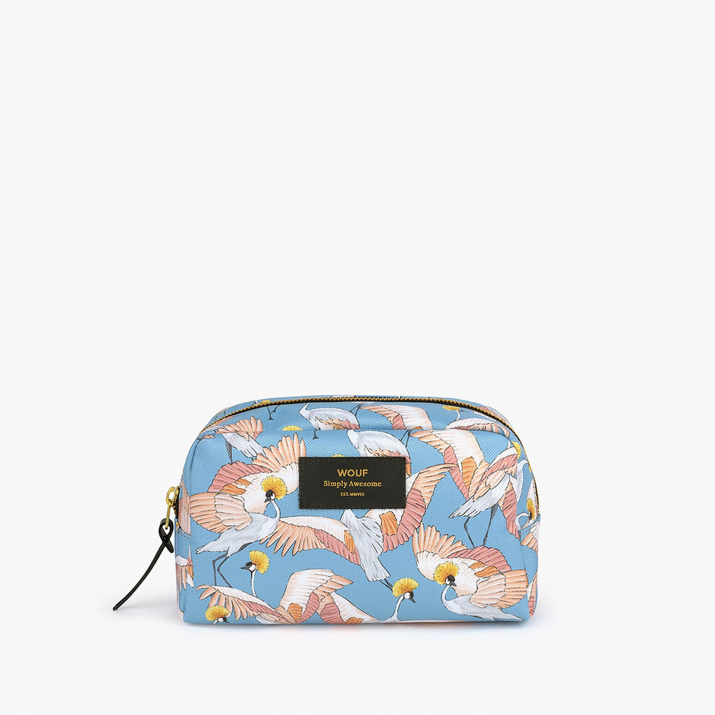 Make Up Bag Imperial Heron