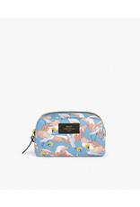 WOUF Make Up Bag Imperial Heron