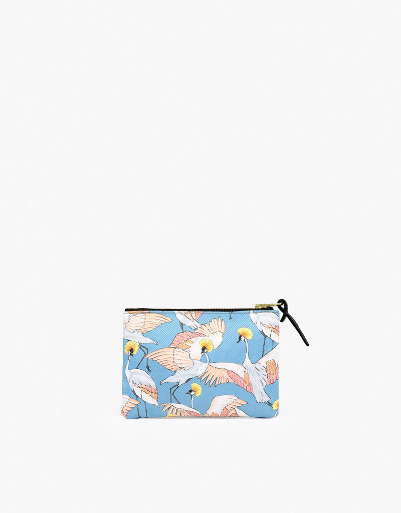 WOUF Pouch Bag Imperial Heron