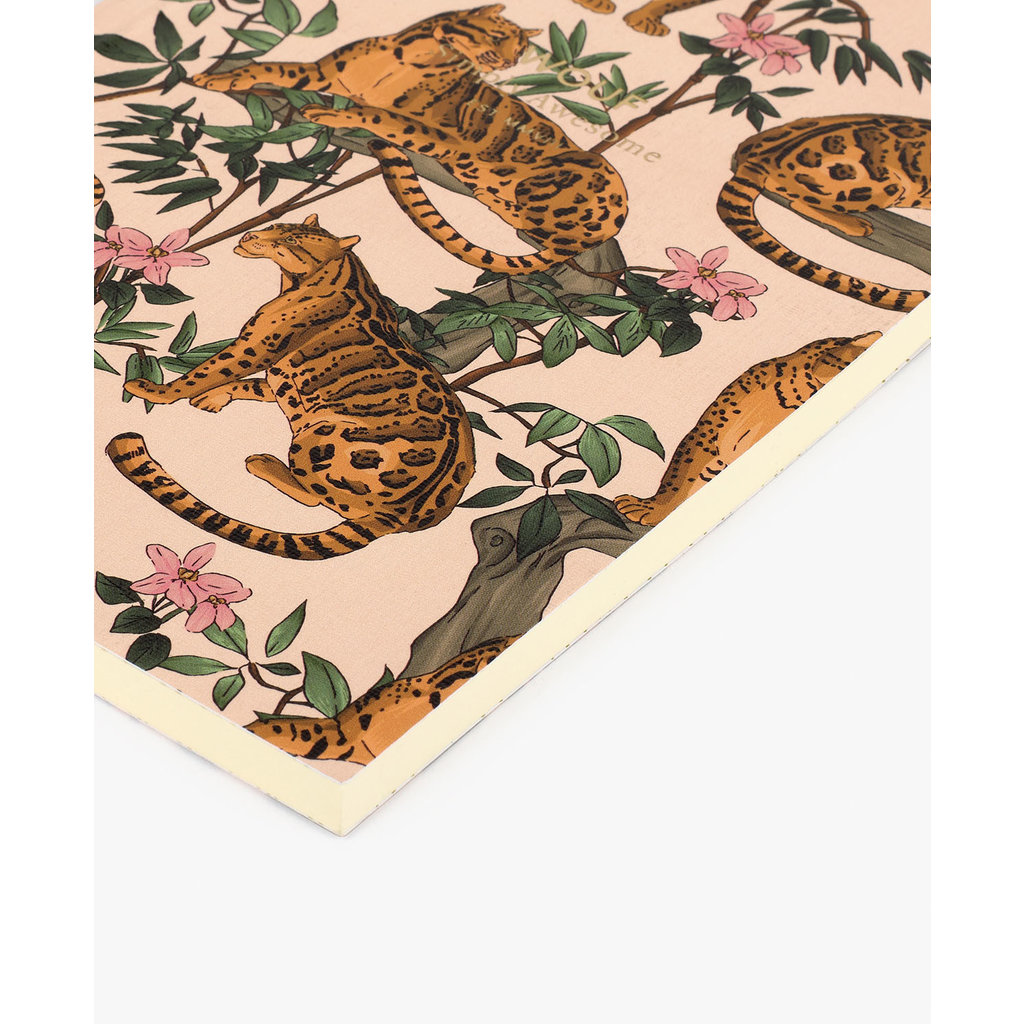 Notebook A6 Lazy Jungle