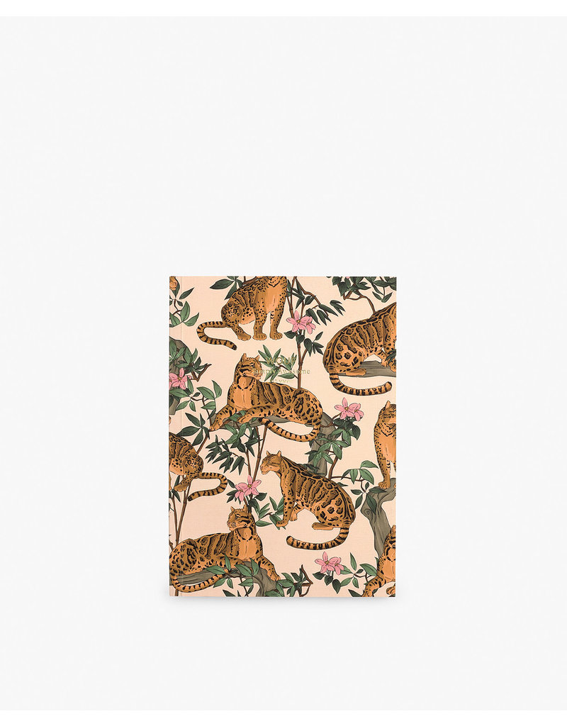WOUF Notebook A5 Lazy Jungle