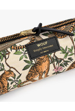 WOUF Pencil Case Lazy Jungle