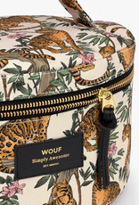 WOUF Toiletry Bag Lazy Jungle
