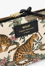 WOUF Pouch Bag Lazy Jungle
