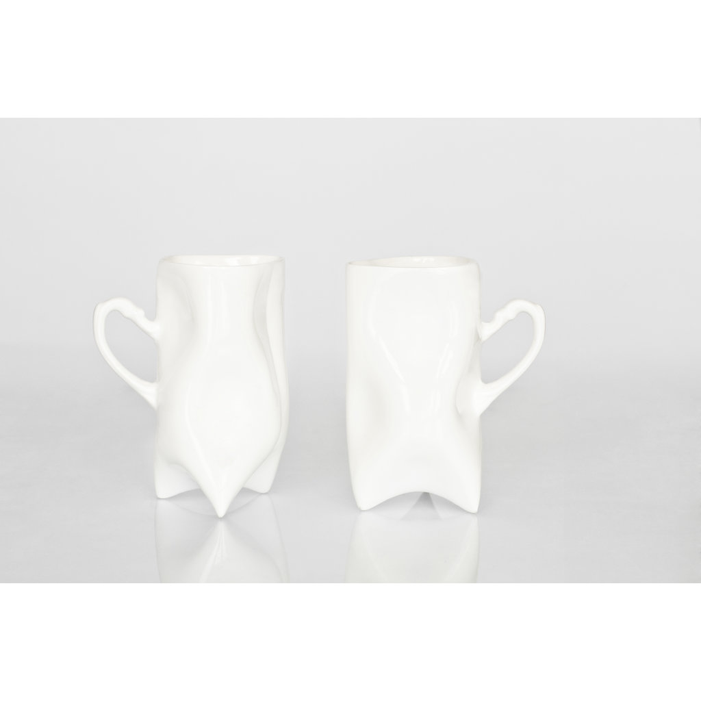 Trident Cup White