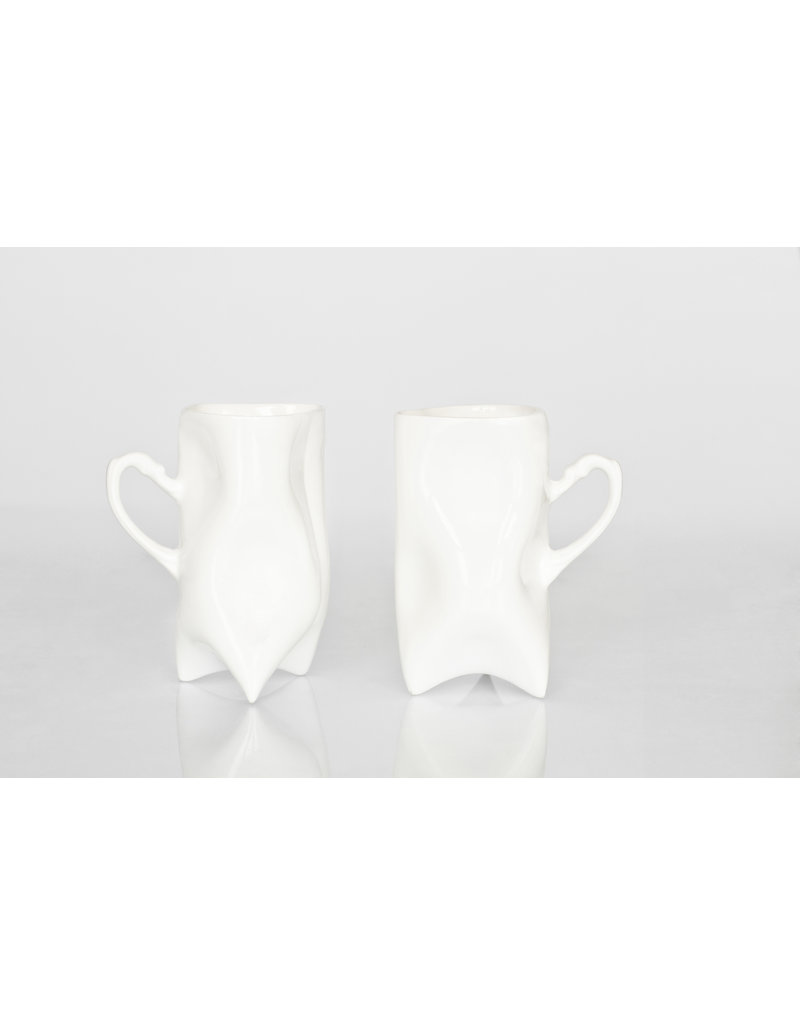 ENDE Trident Cup White