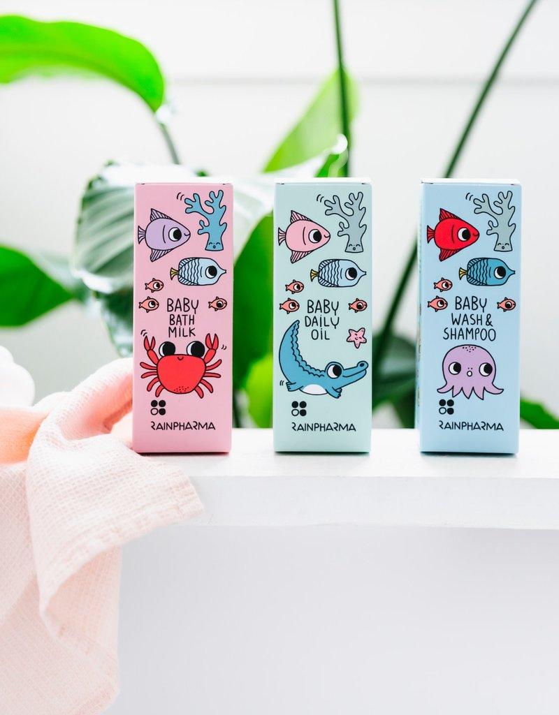 Baby Bath Milk 200ML
