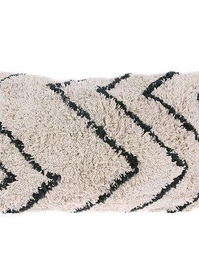 HKLiving Cotton Zigzag Cushion