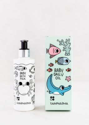 Baby Daily Oil 200ML