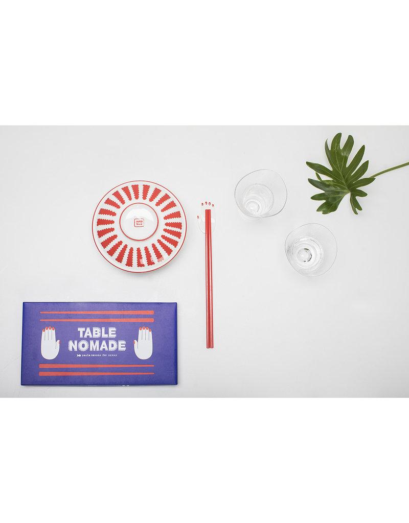SERAX Soup Box Table Nomade