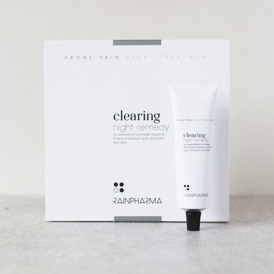 Clearing Night Remedy 60ML
