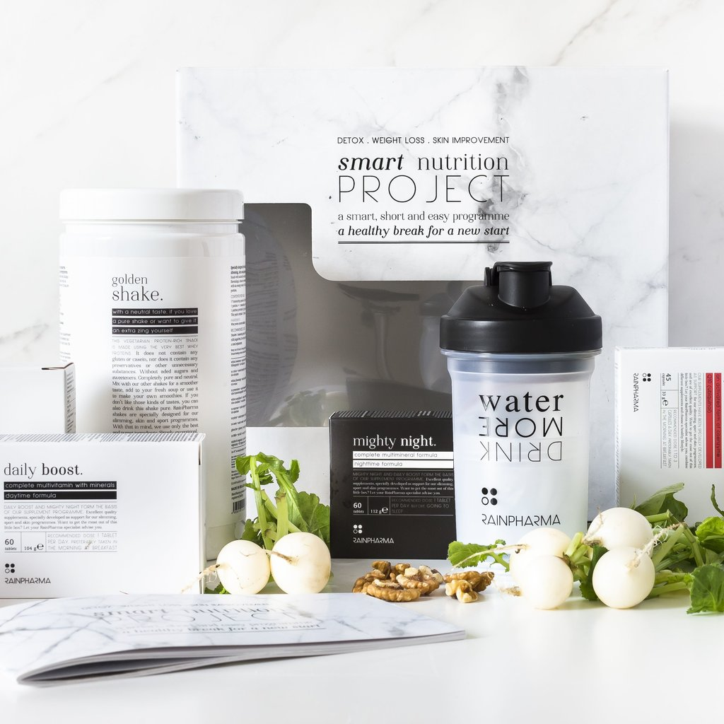 SNP - Smart Nutrion Box - Golden Shake