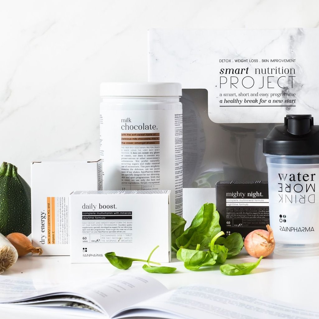 SNP - Smart Nutrition Box - Milk Chocolate