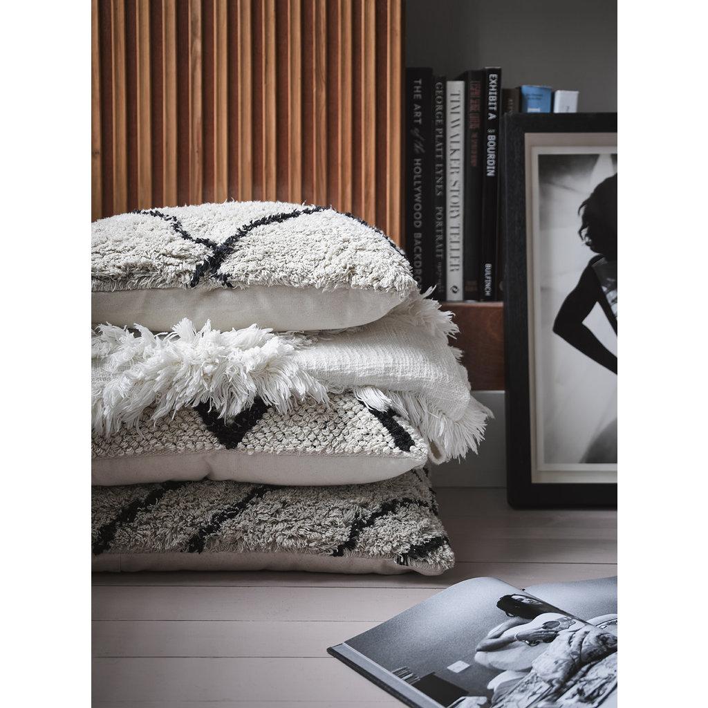 Cotton Zigzag Cushion
