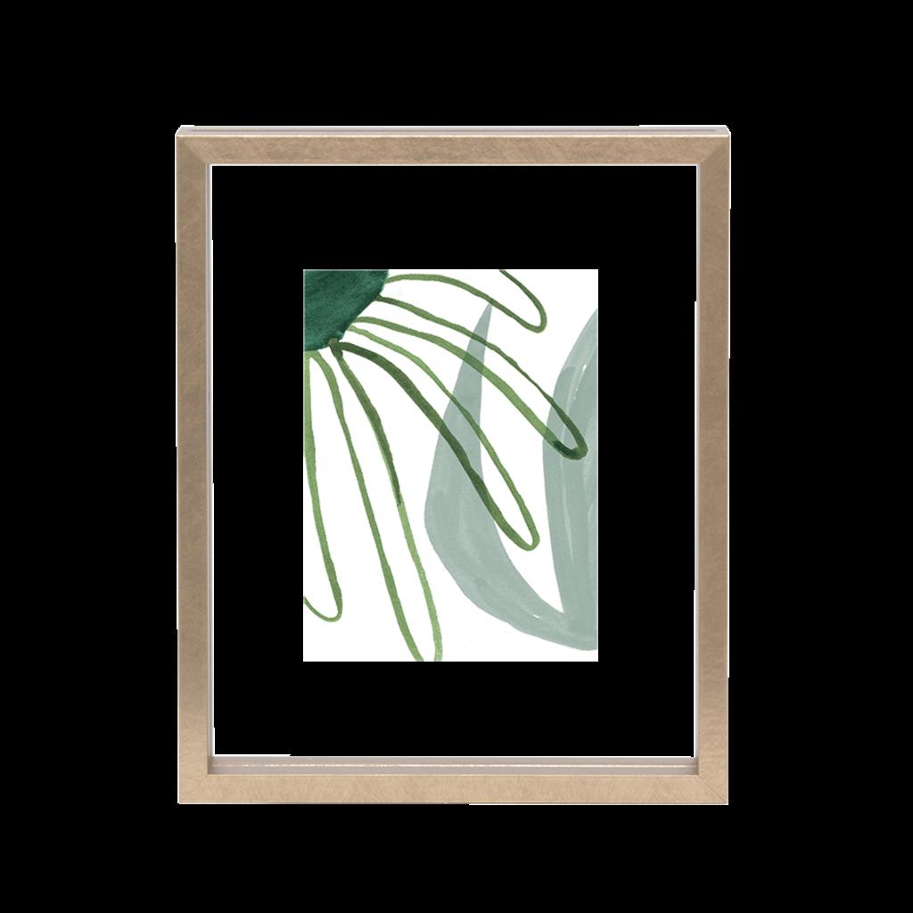 Floating Frame Gold (S)
