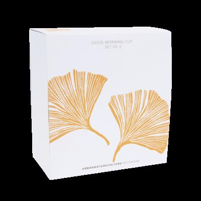 Gift Box Good Morning Mugs / Cups