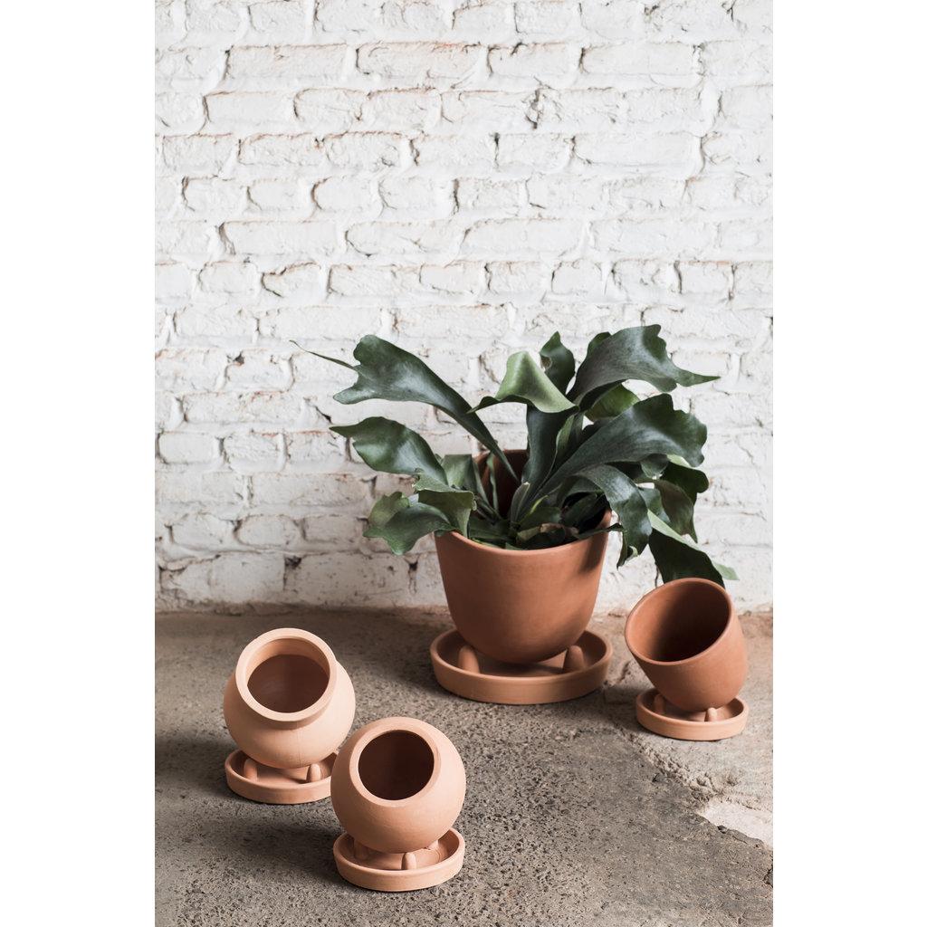 Plant Pot Terra Cotta (M)