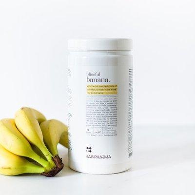 Blissful Banana Shake
