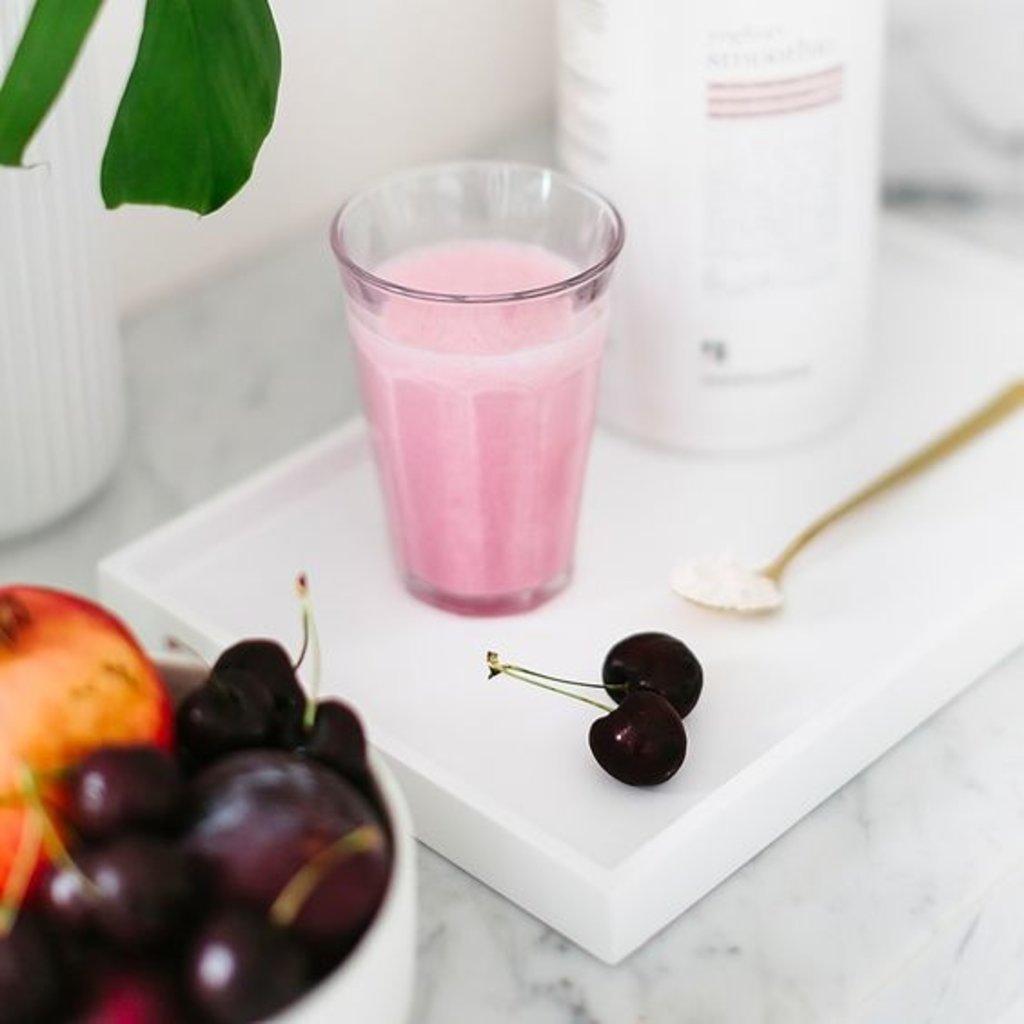 Yoghurt Smoothie Shake