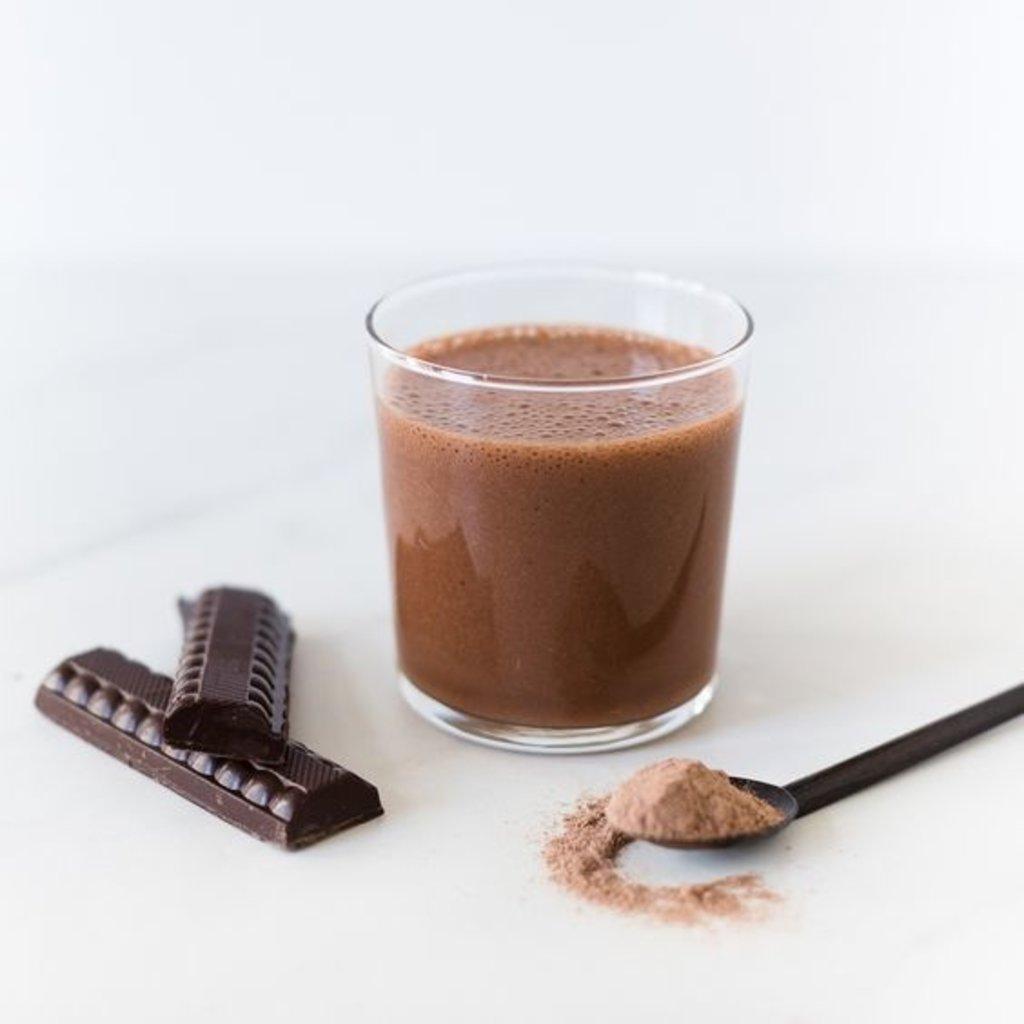 Raw Chocolate Shake