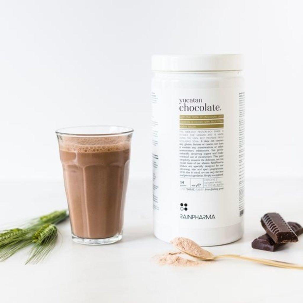 Yucatan Chocolate Shake