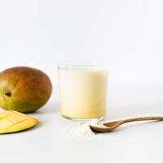 Exotic Mango-Go Shake