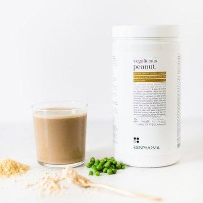 Vegalicious Peanut Shake