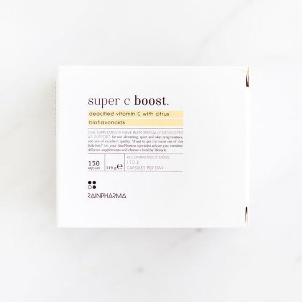 Super C Boost - 150 caps
