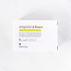 Delightful d-fence - 80 softgels
