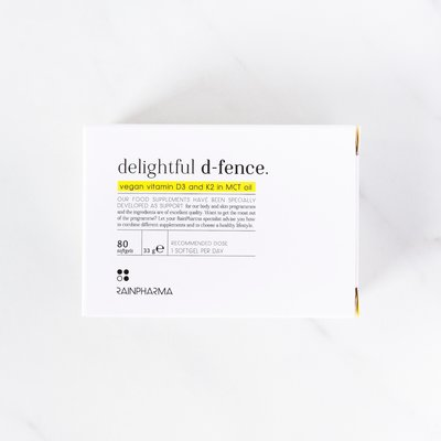 Delightful d-fence