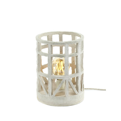 Standing Lamp Earth White