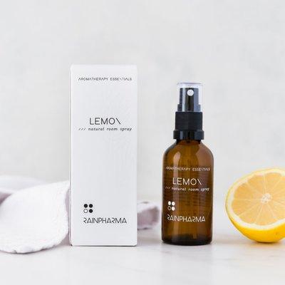 Natural Room Spray Lemon 50ML