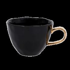 Good Morning Mug Black