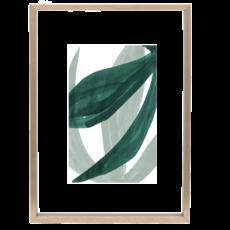 Floating Frame Gold (L)