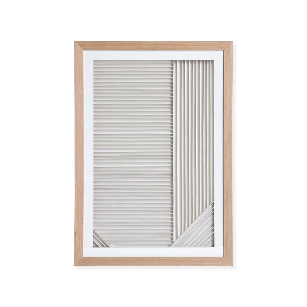Layered Paper Art Frame A