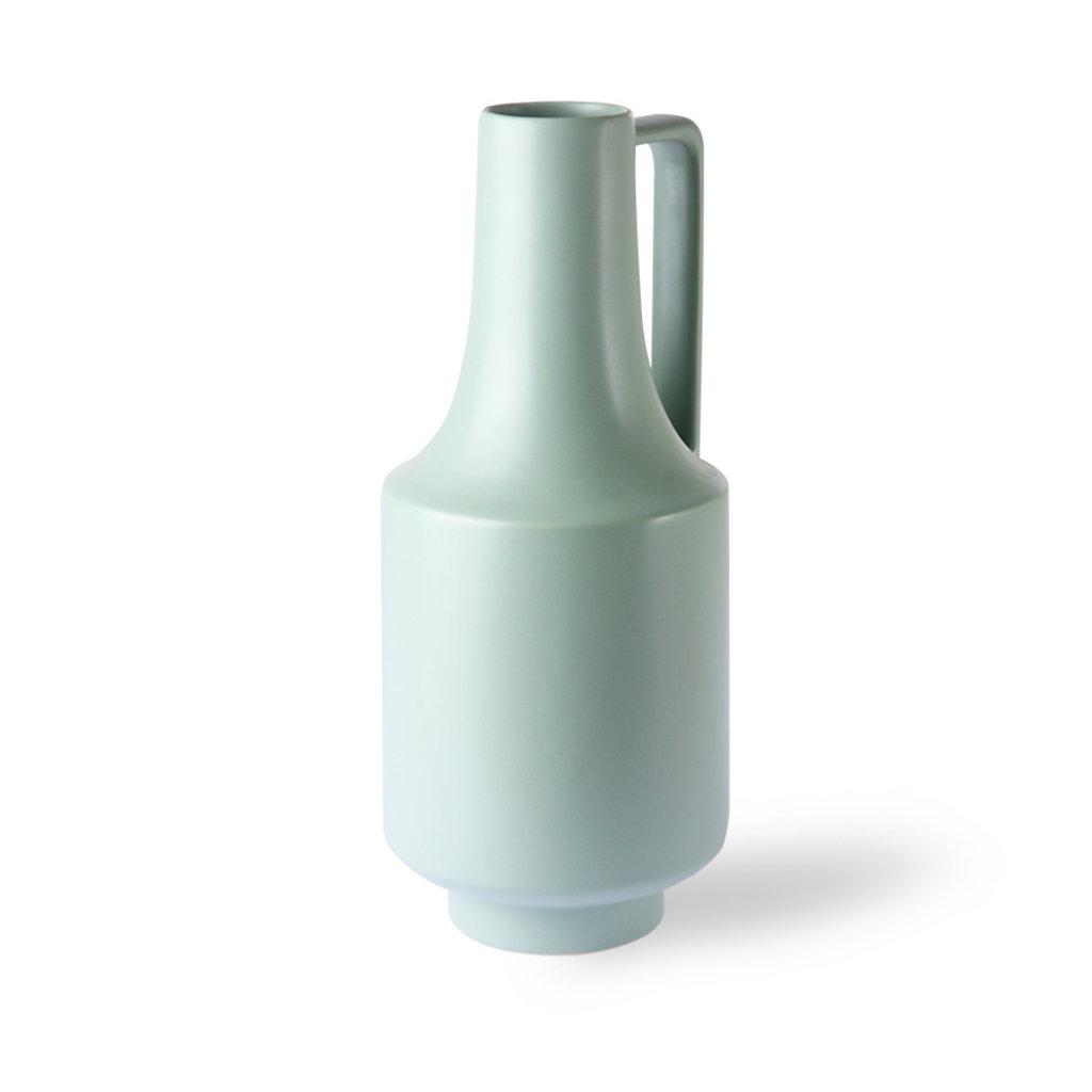 Vase Mint Green