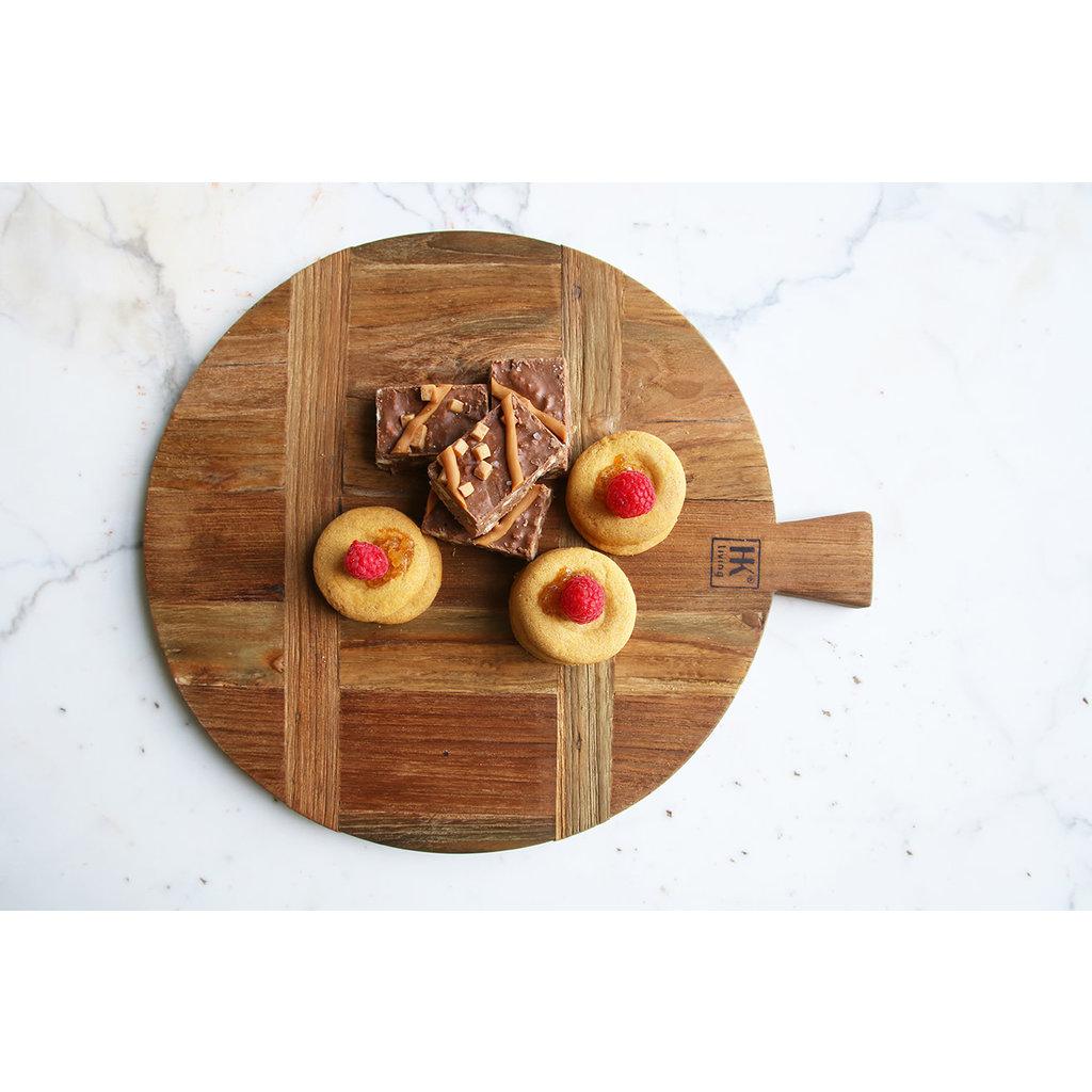 Bread Board Round (M)