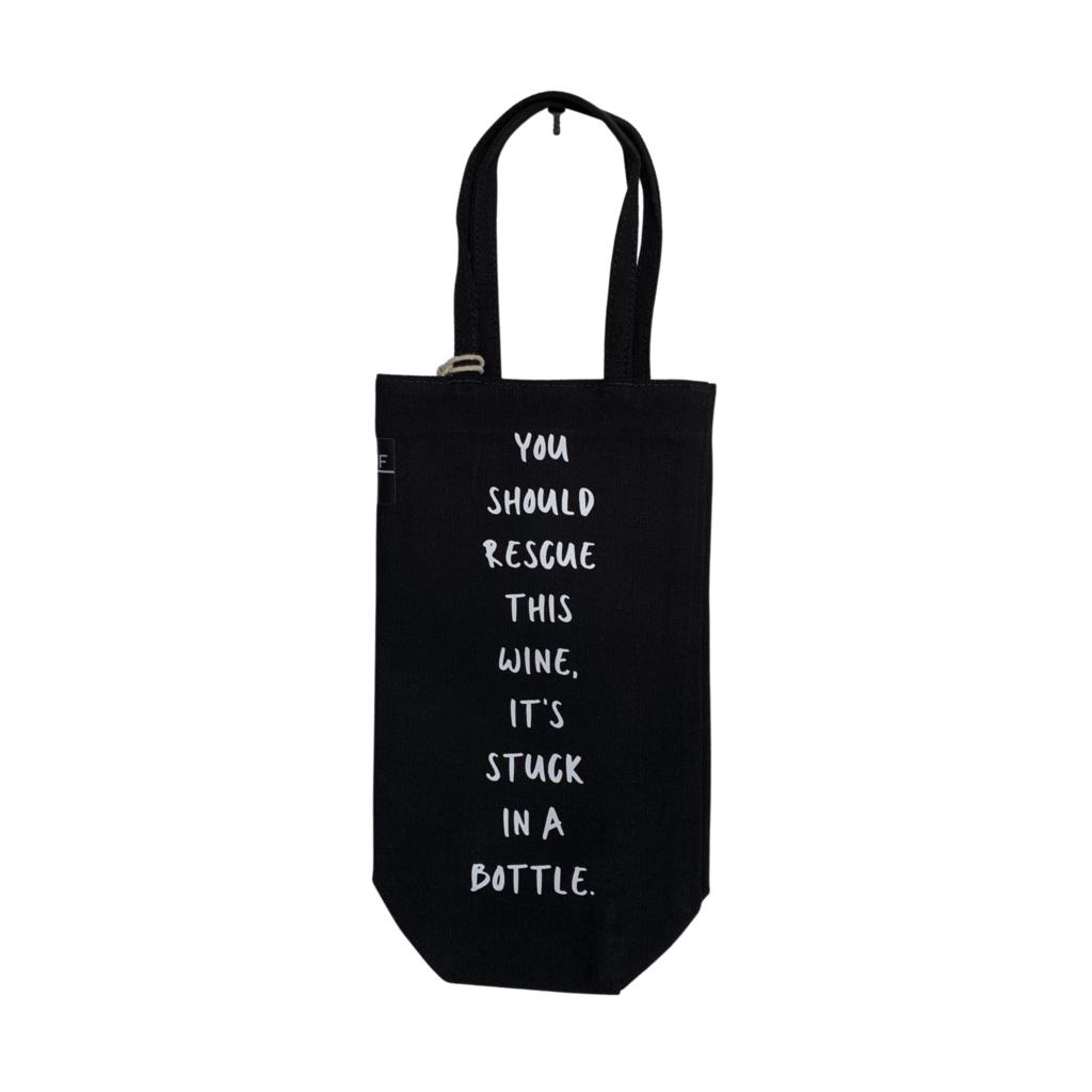 Bottle Bag - Stuck in a Bottle